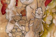 magicada_2010_tempera_acquerello e inchiostro su carta
